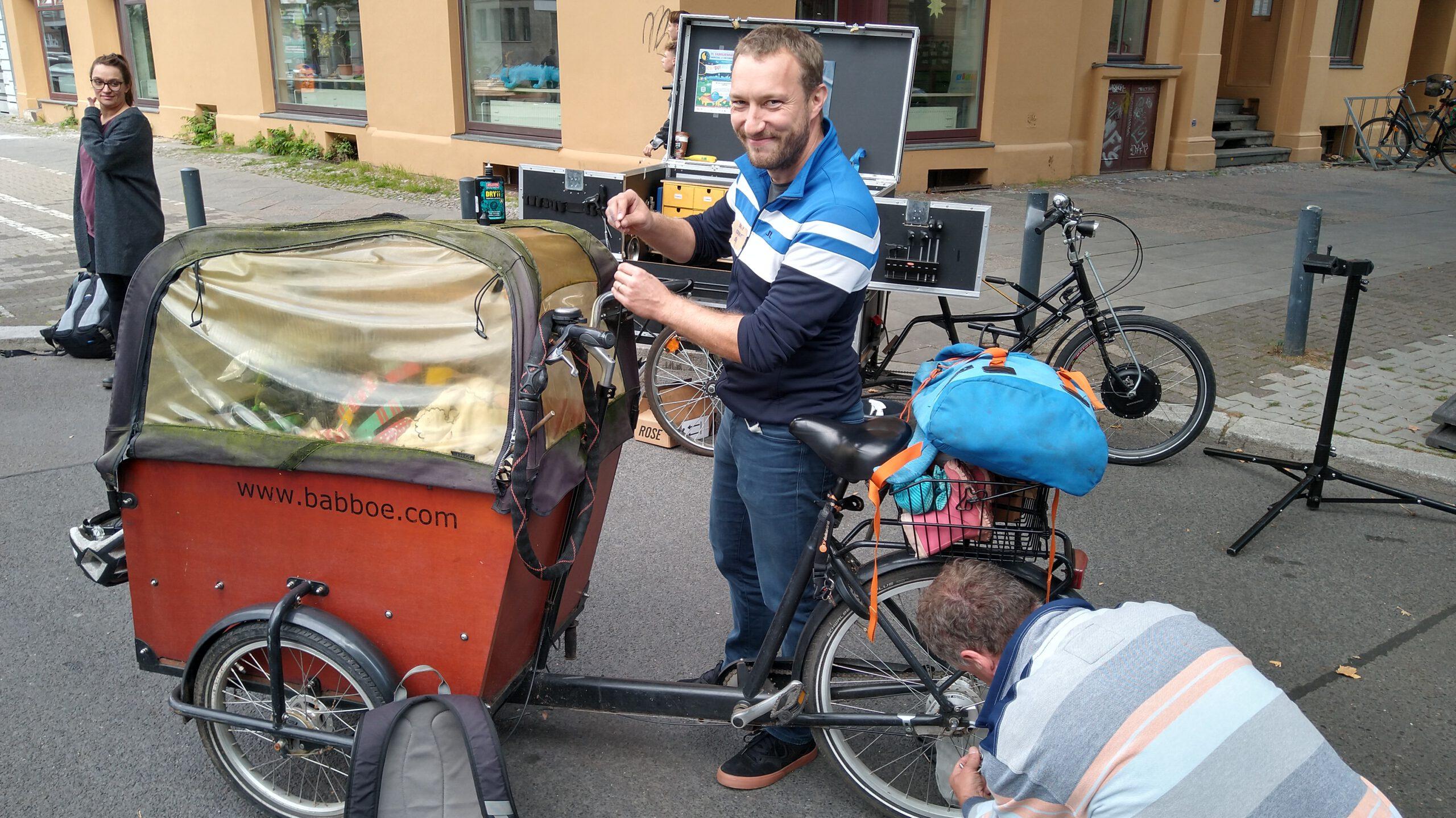 Straßenfest Pohlstr. Kidz Bike